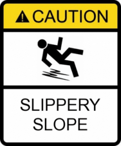 eDiscovery slippery slope